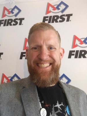 FIRST Volunteers: Meet Nick Burgart
