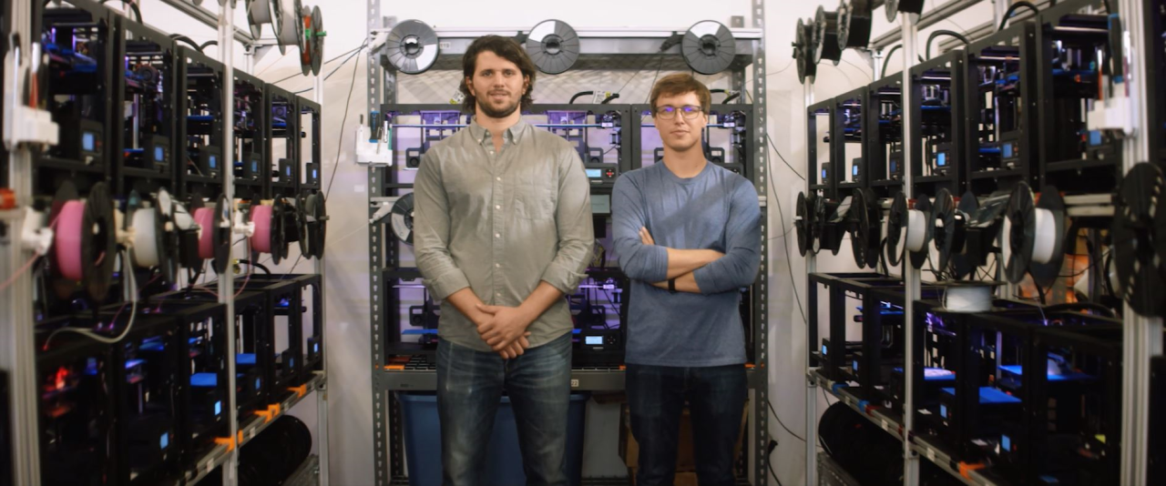 #IRL: FIRST Alumni Make Manufacturing More Accessible with 3-D Printing Startup
